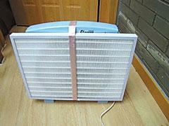 网络上流行DIY空气净化器有作用吗
