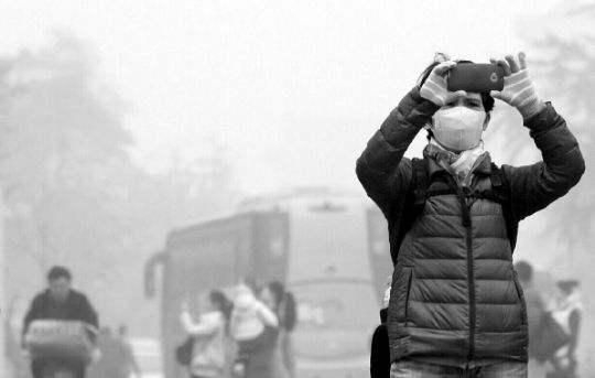 空气污染元凶(源头)