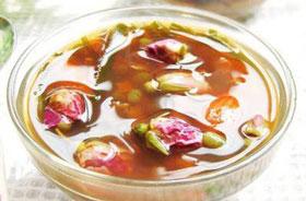 (六)海带绿豆美容汤的做法与功效