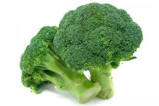 绿色养生产品西兰花