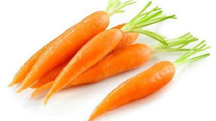 养生健康产品胡萝卜