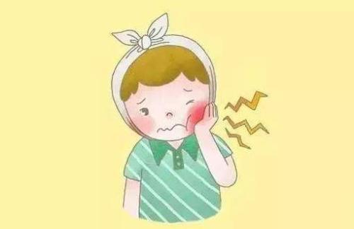 小孩牙痛怎么快速止痛