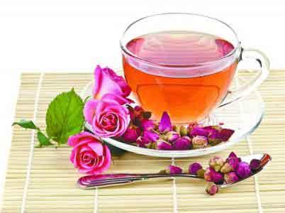 养生茶配方④玫瑰茶