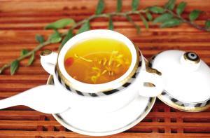 养生茶配方⑦益胃茶