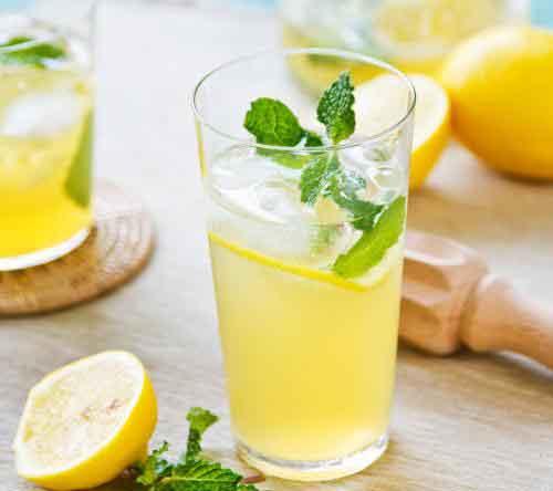 养生茶配方⑨柠檬茶