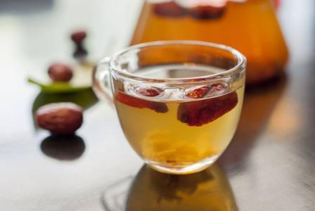 养生茶配方⑭红枣茶