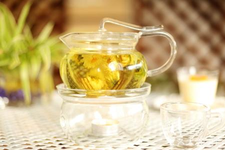 养生茶配方⑯菊花茶