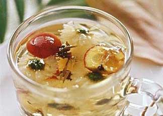 养生茶(保健茶)配方43-荷楂菊茶