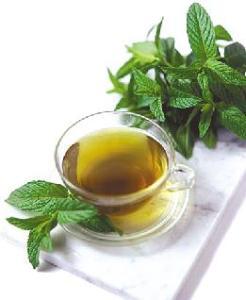 养生茶(保健茶)配方48-加味绿茶