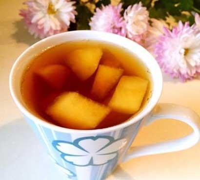 养生茶(保健茶)配方58-苹果茶