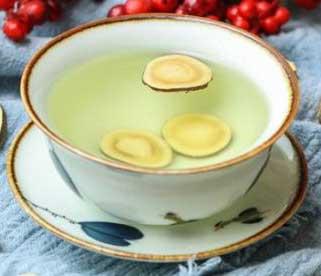 养生茶(保健茶)72-甘草茶