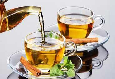 养生茶(保健茶)76-辛凉茶