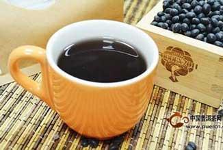 养生茶(保健茶)78-黑豆苏木活血补身茶