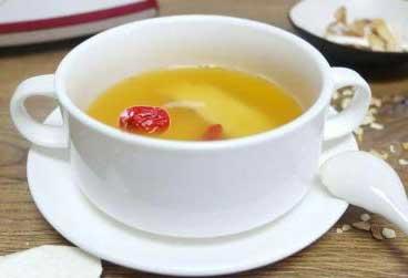 养生茶(保健茶)81-洋参大枣茶
