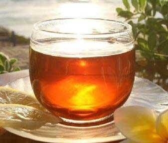 养生茶(保健茶)82-益母草红糖茶