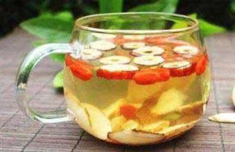 养生茶(保健茶)83-生姜黄芪红枣茶