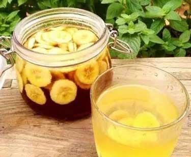 养生茶(保健茶)93-香蕉绿茶