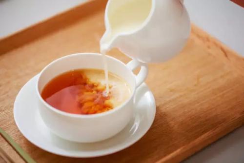 养生茶(保健茶)96-牛奶红茶