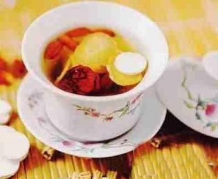 养生茶(保健茶)97-黄芪红茶