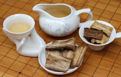 养生茶(保健茶)104-葛根茶