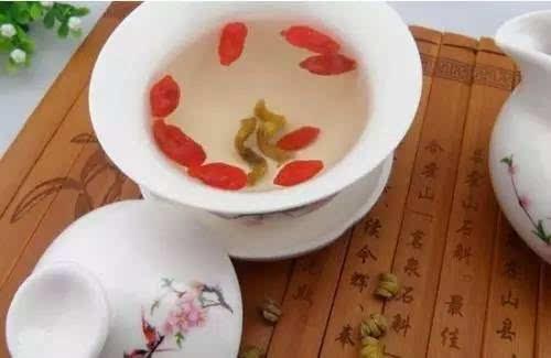 养生茶(保健茶)108-石斛枸杞茶