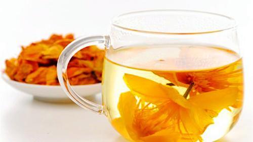 养生茶(保健茶)114-金莲花茶