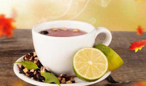 养生茶(保健茶)119-柠檬首乌茶