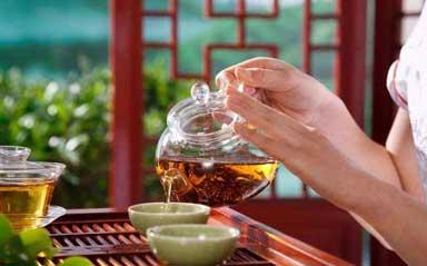 养生茶(保健茶)120-桂枝葛根茶