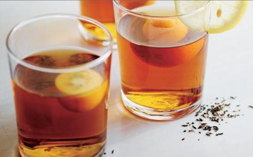 养生茶(保健茶)122-金橘红茶