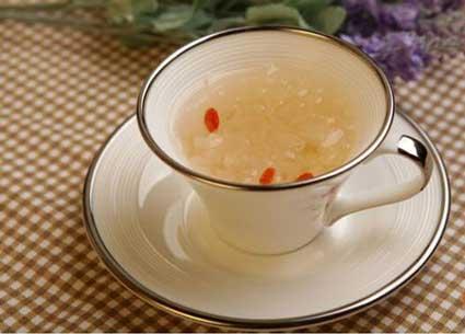 养生茶(保健茶)128-银耳茶