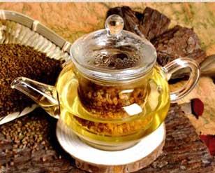 养生茶(保健茶)129-黑苦荞茶