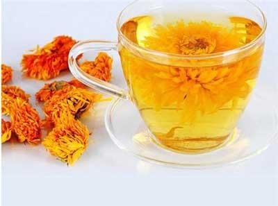 养生茶(保健茶)131-金盏花阳光茶