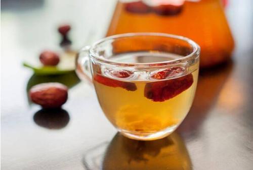 养生茶(保健茶)143-蜂蜜红枣雪梨茶