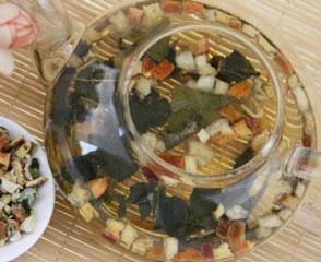 养生茶(保健茶)144-陈皮荷叶茶