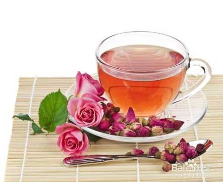 养生茶(保健茶)145-玫瑰补气茶