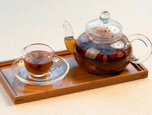 养生茶(保健茶)146-核桃红枣桂圆茶