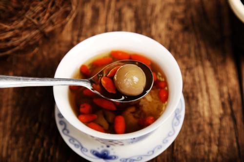 养生茶(保健茶)150-枸杞龙眼茶