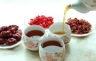 养生茶(保健茶)163-归芪枣茶