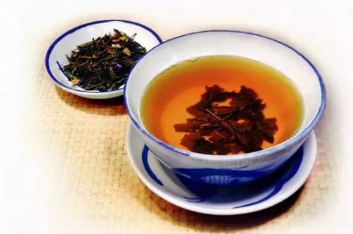 养生茶(保健茶)165-当归川楝茶