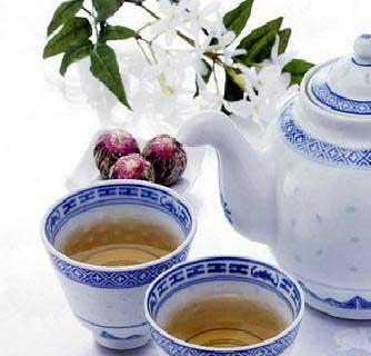 养生茶(保健茶)183-天冬板蓝茶