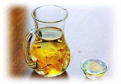 养生茶(保健茶)203-银菊白芍茶