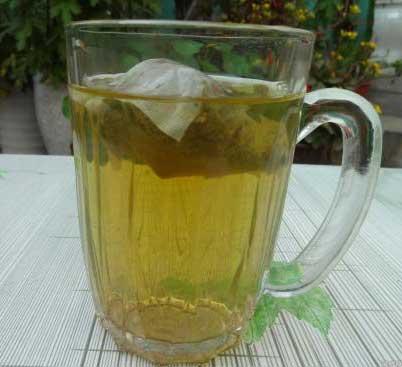 养生茶(保健茶)207-菊槐降压茶