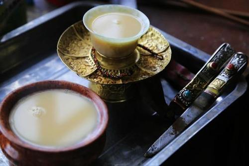 养生茶(保健茶)209-酥油茶