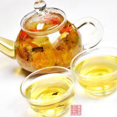 养生茶(保健茶)220-生地豆卷茶