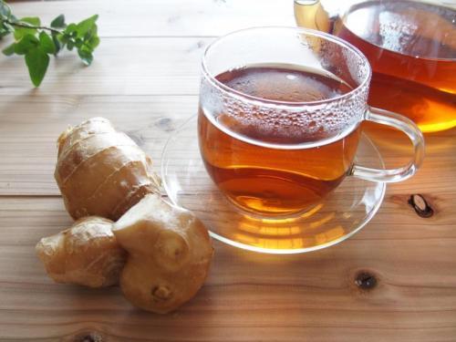 养生茶(保健茶)227-生姜红茶