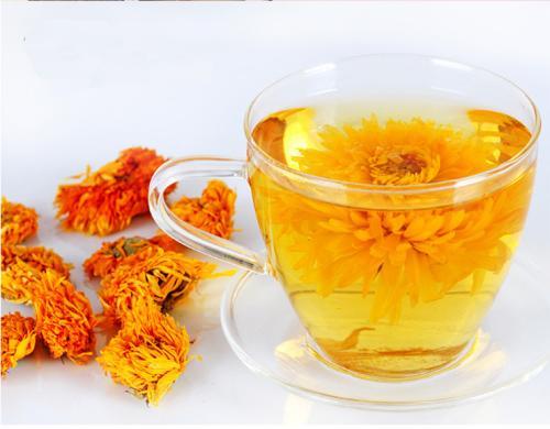 养生茶(保健茶)228-金盏花消暑茶