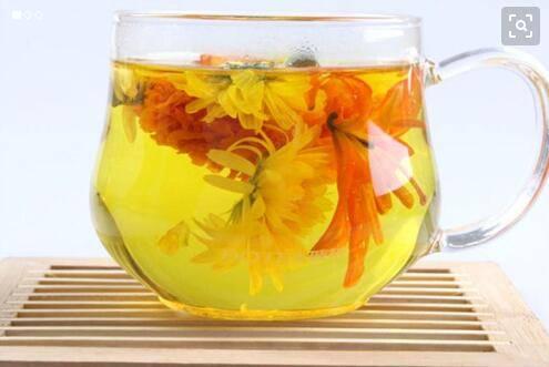 养生茶(保健茶)230-金盏花薄荷茶