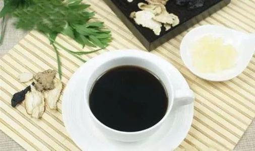 养生茶(保健茶)226-熟地黄茶