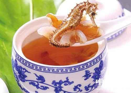 养生茶(保健茶)235-海马汤