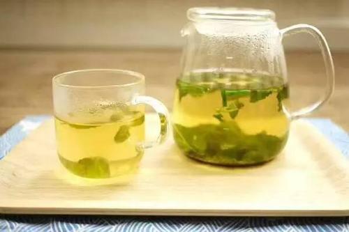 养生茶(保健茶)237-大青叶茶